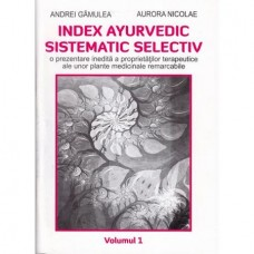 Selective Systematic Ayurvedic Index V1